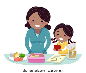 Helping Mother Clipart Images Stock Photos Amp Vectors
