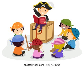 Pirate Reading HD Stock Images | Shutterstock