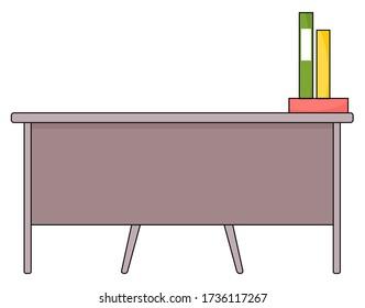 Teacher S Desk High Res Stock Images Shutterstock