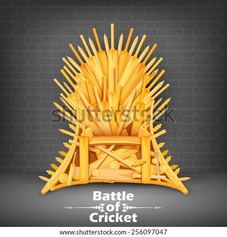 illustration of Throne made