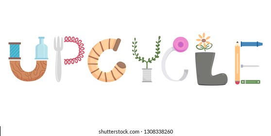 Letter Made Out Of Objects.Imagenes Fotos De Stock Y Vectores Sobre Letters Made From
