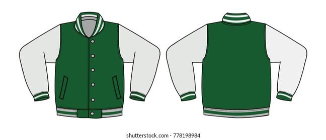 illustration-varsity-jacket-green-260nw-778198984 Varsity Letterman Jacket Template Vector on varsity jackets with k, western wear jackets, richmond blue devils varsity jackets, custom embroidered jackets, high school letter jackets, varsity windbreaker jackets, jostens letter jackets, university letter jackets, varsity jackets for women, boise state varsity jackets, leather jackets, varsity jackets for girls, ucla men's jackets, varsity jacket emblems, varsity patches, letterman's jackets, high school bomber jackets, varsity high school jackets, custom varsity jackets, varsity jackets forever 21,