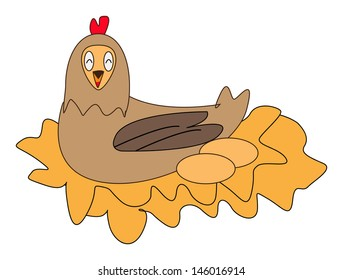 illustration vector graphic of cartoon animal