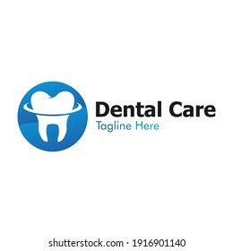 Illustration Vector Graphic of Dental Care Logo. Perfect to use for Dental Consult