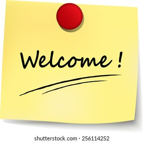 Welcome New Employee Images, Stock Photos & Vectors