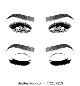 how to draw fake eyebrows