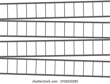 Image background material of film