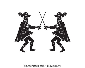 image musketeer battle