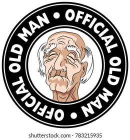 An image of an Old Geezer Icon.