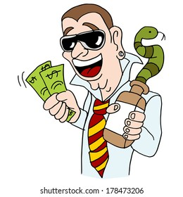 Snake Oil Salesman High Res Stock Images | Shutterstock