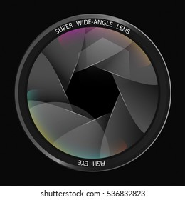 image wide-angle lens for SLR