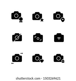 Images & Photography icons in for any purposes. Perfect for website mobile app presentation and any other projects