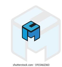 IMC Modern Vector Logo Template