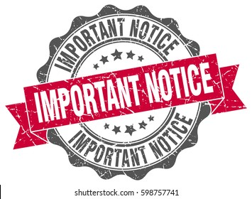 Image result for important notice images