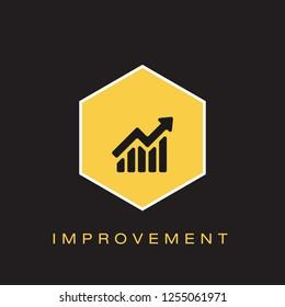 Improvement Icon Concept