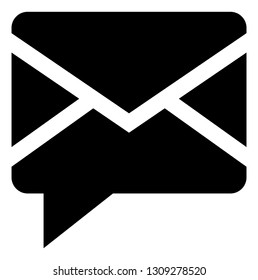 Incoming Email Envelope Icon