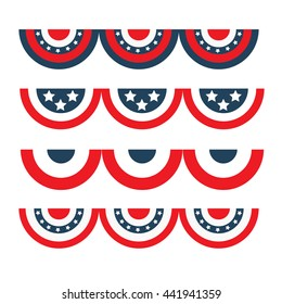 patriotic bunting images stock photos amp vectors
