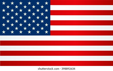Independence day background. United States flag. USA flag. American symbol.
