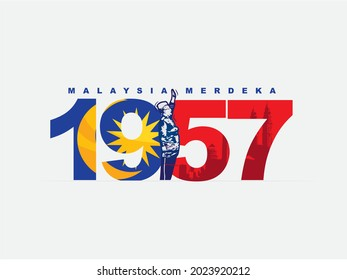 """Independence Day (Malay: Hari Merdeka, also known as Hari Kebangsaan or """"National Day""""), is the official independence day of Federation of Malaya. Independence day of Malaysia is at 31 August 1957"""