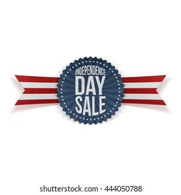 Independence Day Sale textile Banner