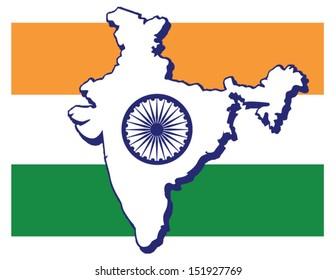 India Map 3