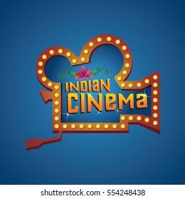 Indian cinema logo