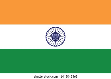Indian Flag and Indian Independence Day at August 15th. Indian freedom day. freedom for all Indians.