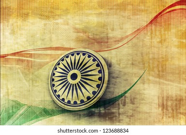 Indian flag for Republic Day