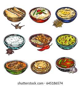 料理 イラストの画像写真素材ベクター画像 Shutterstock