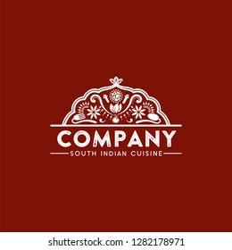 Indian food logo