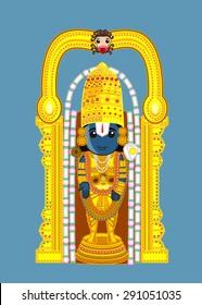 Indian God - Baala Ji
