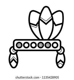 Indian Headdress icon