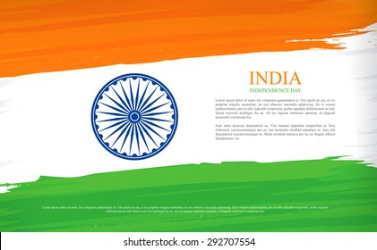 Indian Independence Day. 15th of august.