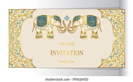 Indian Frame Images, Stock Photos & Vectors | Shutterstock