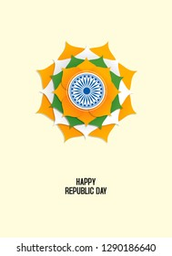 Indian Republic day. Republic Day of India