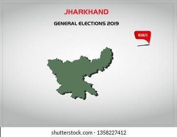 INDIAN STATE JHARKHAND ELECTION RESULTS