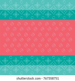 Rajasthan Pattern Stock Vectors, Images & Vector Art | Shutterstock