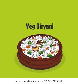 Indian traditional cuisine  Biryani