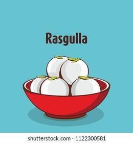 indian traditional sweet rasgulla