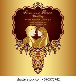 Indian Wedding Background Stock Photos - Vintage Images - Shutterstock