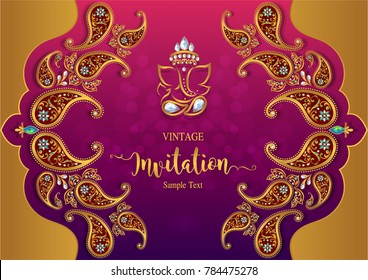 Marriage Card Images, Stock Photos & Vectors | Shutterstock