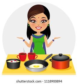 Indian Woman Tea Images Stock Photos Vectors Shutterstock