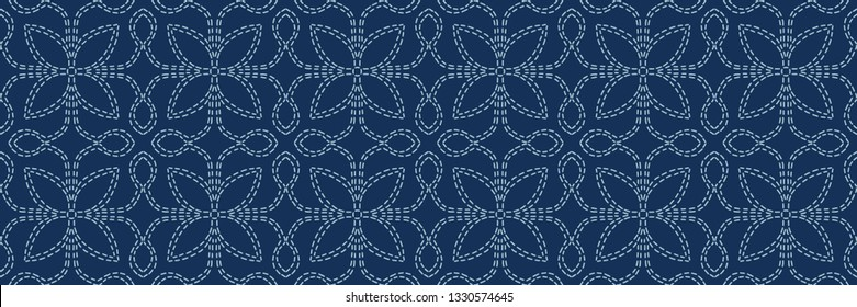 Wallpaper Border Small Classic Satin Pink Floral Victorian Style Blue Edges