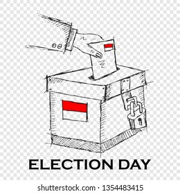 indonesia presidential election day