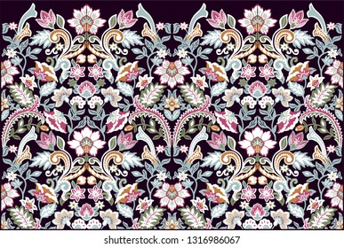 indonesian batik. indonesian batik pattern vector