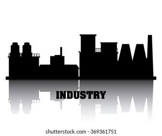Industry design vector