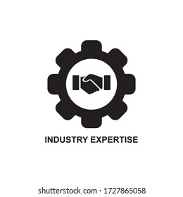 INDUSTRY EXPERTISE ICON , TECHNICAL DEVELOPMENT ICON