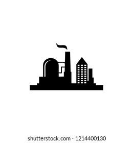 Industry Logo Template Design