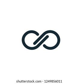 infinite icon logo