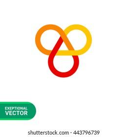 Infinite Knot Vector Icon 2